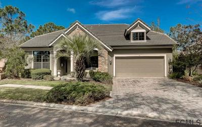 Palm Coast Single Family Home For Sale: 4 Jasmine Dr