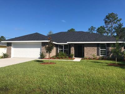 Seminole Woods Single Family Home For Sale: 6 Sea Green Path