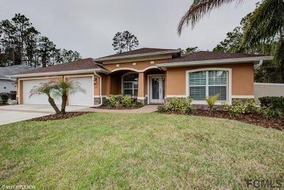 Palm Coast FL Single Family Home For Sale: $368,000