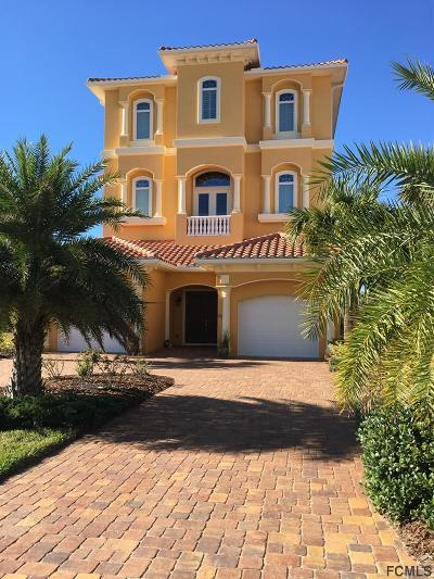 Single Family Home For Sale: 23 Hammock Beach Cir S