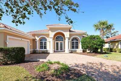 Palm Coast FL Single Family Home For Sale: $689,000