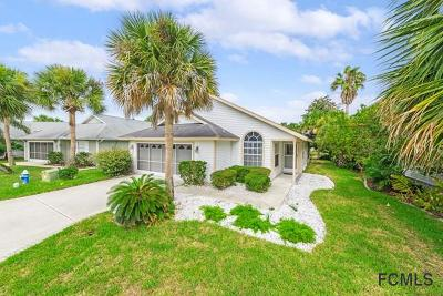 Palm Coast FL Single Family Home For Sale: $299,999
