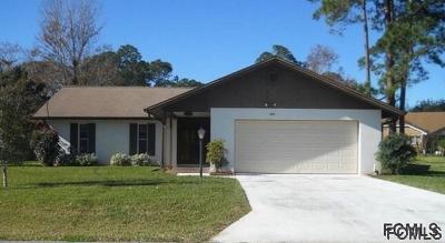 Palm Coast Single Family Home For Sale: 8 Berkshire Ln