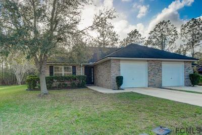 Palm Coast Multi Family Home For Sale: 4 Rose Place