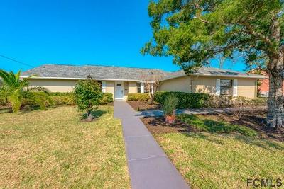 Palm Coast Single Family Home For Sale: 8 Crain Court