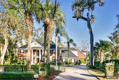 Sugar Mill Plantation Single Family Home For Sale: 50 Audubon Ln