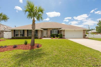 Matanzas Woods Single Family Home For Sale: 16 Lema Ln