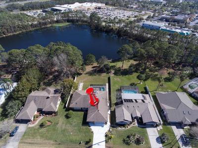 Palm Coast Single Family Home For Sale: 14 Boulder Rock Drive