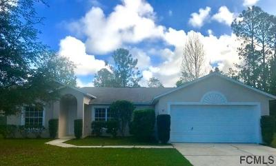 Palm Coast Single Family Home For Sale: 13 Rolls Royce Ct S