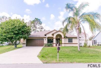 Palm Coast Single Family Home For Sale: 79 Wedgewood Lane