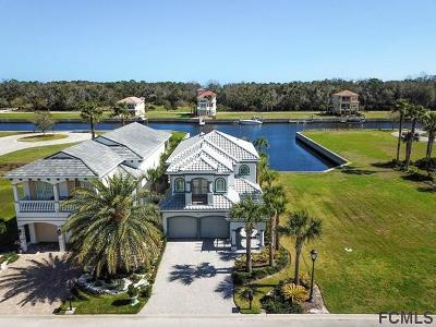 Palm Coast Single Family Home For Sale: 281 Yacht Harbor Dr