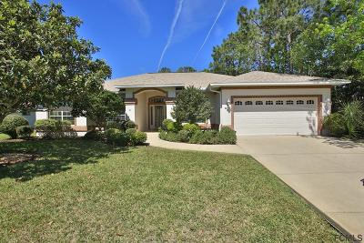 Palm Coast Single Family Home For Sale: 88 Westgrill Dr