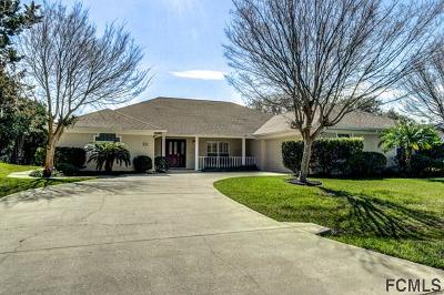 Palm Coast Single Family Home For Sale: 8 Cotton Court