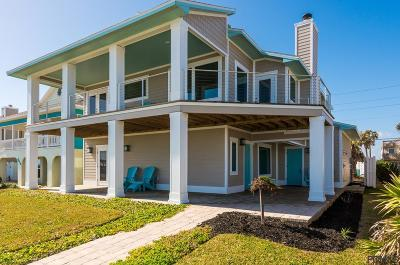 Flagler Beach Single Family Home For Sale: 2614 S Ocean Shore Blvd