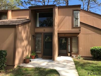 Condo/Townhouse For Sale: 8 Pine Hurst Pl #8