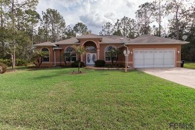 Seminole Woods Single Family Home For Sale: 72 Slumber Meadow Trail