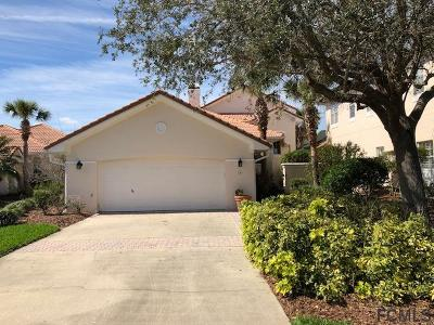Palm Coast Single Family Home For Sale: 10 Marbella Court