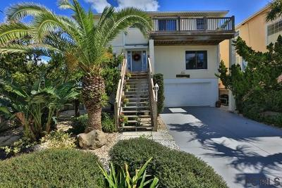 Flagler Beach Single Family Home For Sale: 2644 S Ocean Shore Blvd