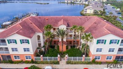 Flagler Beach Condo/Townhouse For Sale: 200 Marina Bay Drive #204