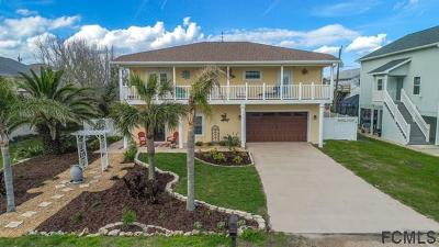 Palm Coast Single Family Home For Sale: 39 Ocean St
