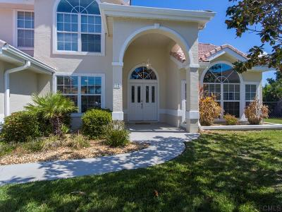 Palm Coast Single Family Home For Sale: 12 Crampton Court