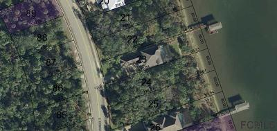 Palm Coast Plantation Residential Lots & Land For Sale: 226 S Riverwalk Dr S