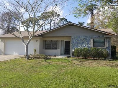 Palm Coast Single Family Home For Sale: 94 Blare Castle Drive