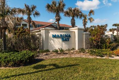 Flagler Beach Condo/Townhouse For Sale: 300 Marina Bay Drive #204