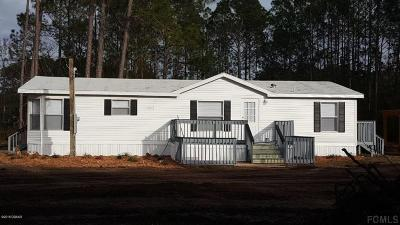 Bunnell Single Family Home For Sale: 1723 Elder Street