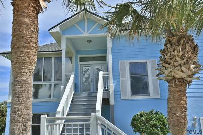 Flagler Beach Single Family Home For Sale: 3087 Painters Walk