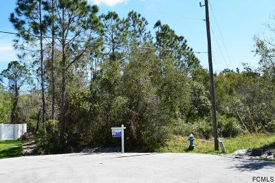 Matanzas Woods Residential Lots & Land For Sale: 13 Lee Place