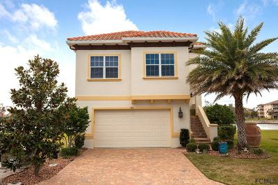 Palm Coast Single Family Home For Sale: 284 Yacht Harbor Dr