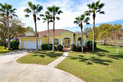 Palm Harbor Single Family Home For Sale: 35 Carlson Lane