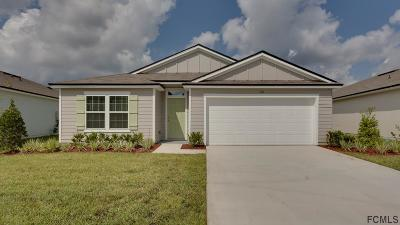 Bunnell Single Family Home For Sale: 133 Fairway Ct