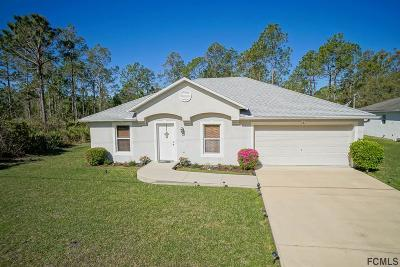 Seminole Woods Single Family Home For Sale: 8 Unity Place