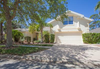 Palm Coast Single Family Home For Sale: 51 River Trail Drive