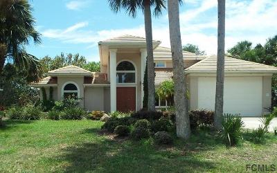Flagler County Single Family Home For Sale: 2 Caribe Court
