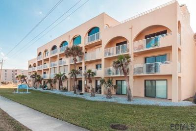 Ormond Beach Condo/Townhouse For Sale: 3390 Ocean Shore Blvd #302