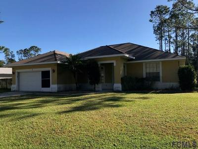 Indian Trails Single Family Home For Sale: 5 Bunker View Place