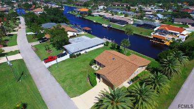 Palm Coast Single Family Home For Sale: 2 Florence Court