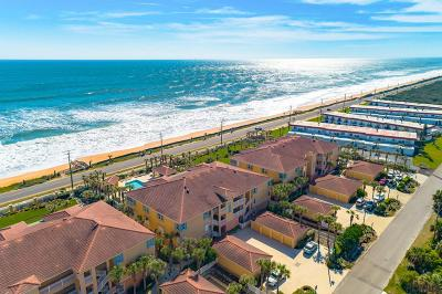 Flagler Beach Condo/Townhouse For Sale: 3651 Central Ave S #209