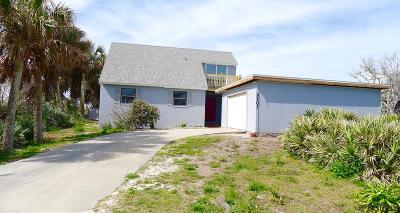 Flagler Beach Single Family Home For Sale: 2201 Central Ave N