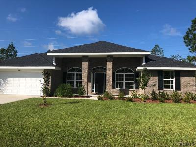 Seminole Woods Single Family Home For Sale: 245 Underwood Trl