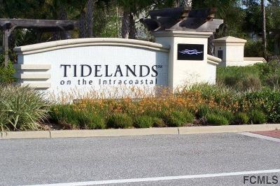 Tidelands Condo/Townhouse For Sale: 70 Riverview Bend S #723