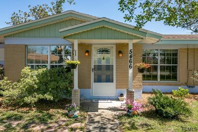 St Augustine Single Family Home For Sale: 5466 2nd St