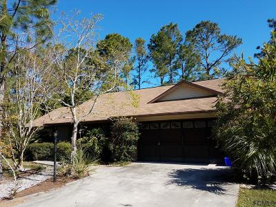 Palm Coast Single Family Home For Sale: 4 Whisant Place