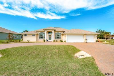 Palm Coast Single Family Home For Sale: 2 Collington Court