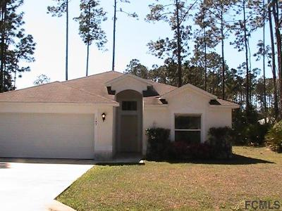 Palm Coast Single Family Home For Sale: 147 Belleaire Dr