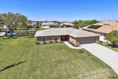 Palm Coast Single Family Home For Sale: 3 Florence Court