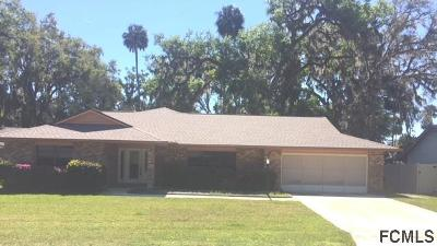 Palm Coast Single Family Home For Sale: 75 Blare Castle Drive